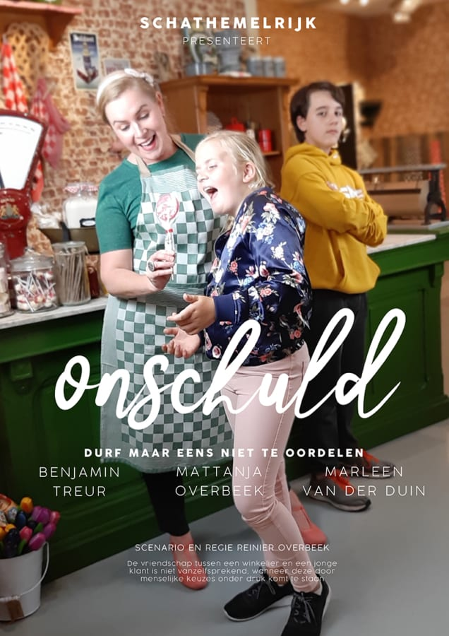 Poster Onschuld