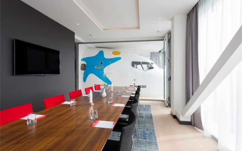 Corendon City Hotel Amsterdam - Meeting room 737 Suite